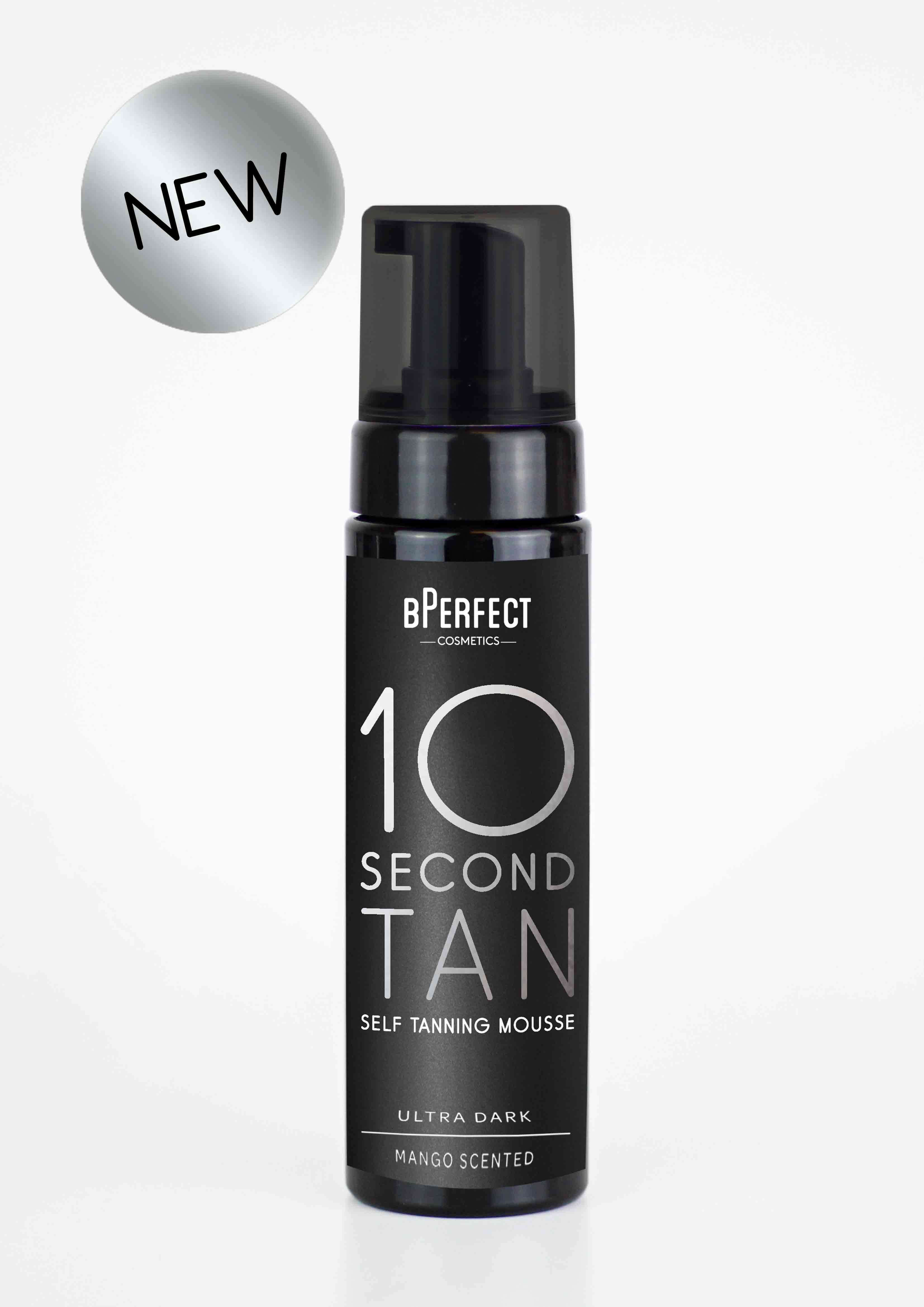 Bperfect 10 Second Tan Ultra Dark Mango  Mousse
